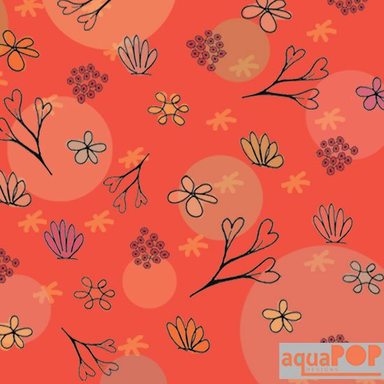 17.Claire Murray - Cheery Coral