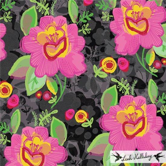59.Leah Halliday - Floral Nocturne