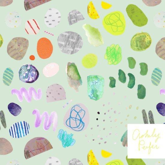68.Ashely Peifer - Mixed Greens