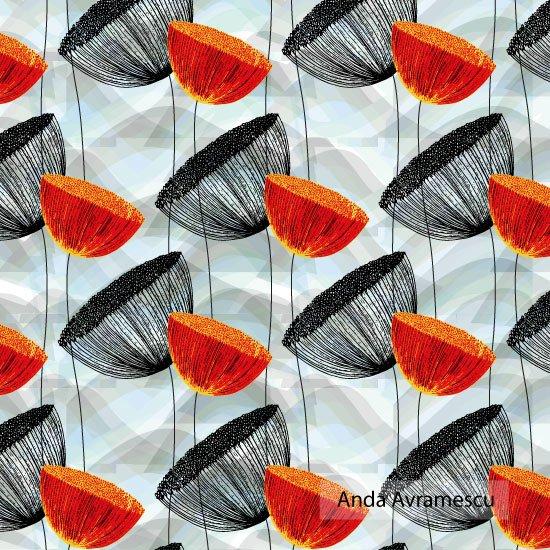8.Anda Avramescu-Poppy Waves
