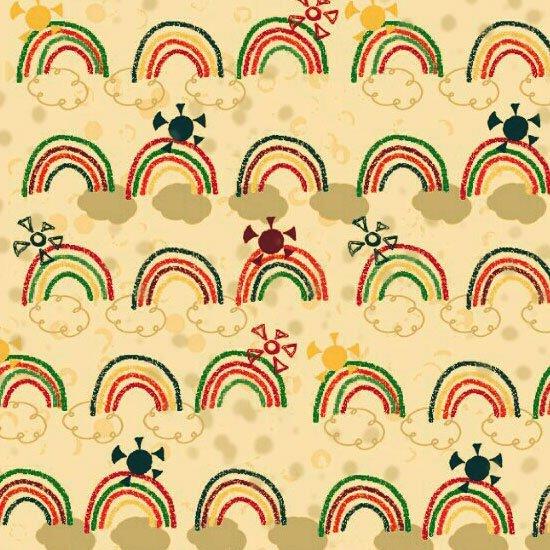 82. Biral Unjia - Sunny Rainbows