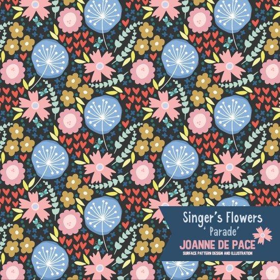 9.Joanne_dePace_Singer's-Flowers-'Parade'--Main-Pattern