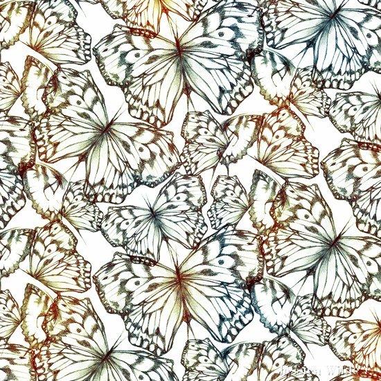 Butterfly Scatter Pattern-Jessica Wilde Design ©