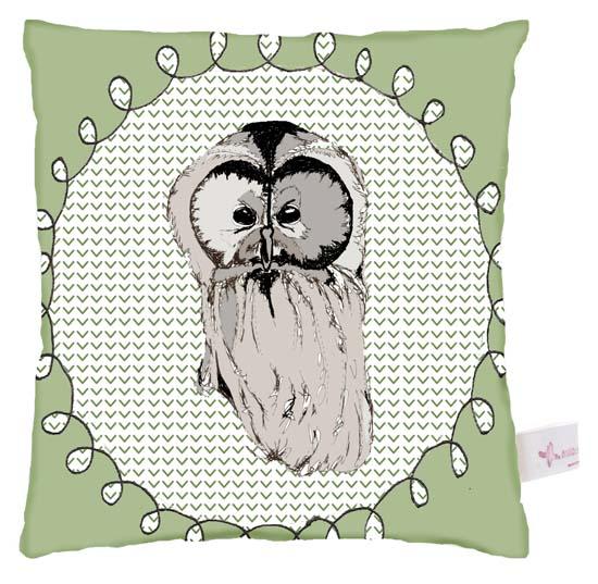 Carmel Lomaxao_olive the owl_cushion300dpiforweb