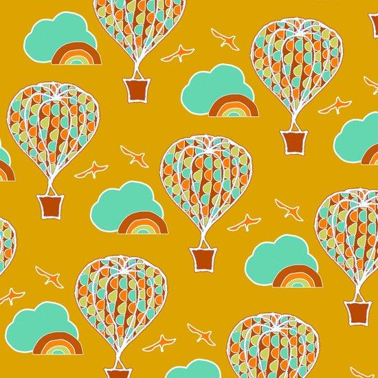 Charlotte Burr- Balloon Sky