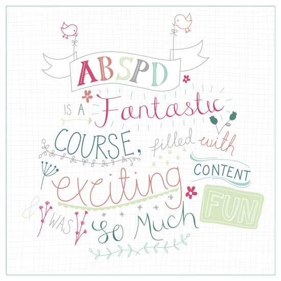 Chrissy Gaskell_ABSPD-Typography-Testimonial-Competition_550