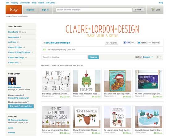 ClaireLordonEtsyScreenShotforweb