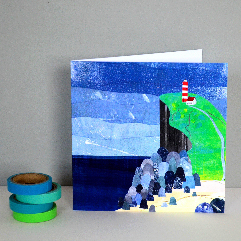 Fiona Clabon - Collage Card
