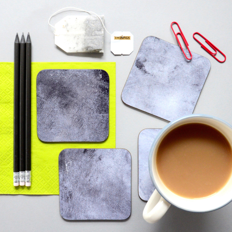 Fiona Clabon - Grey Coasters