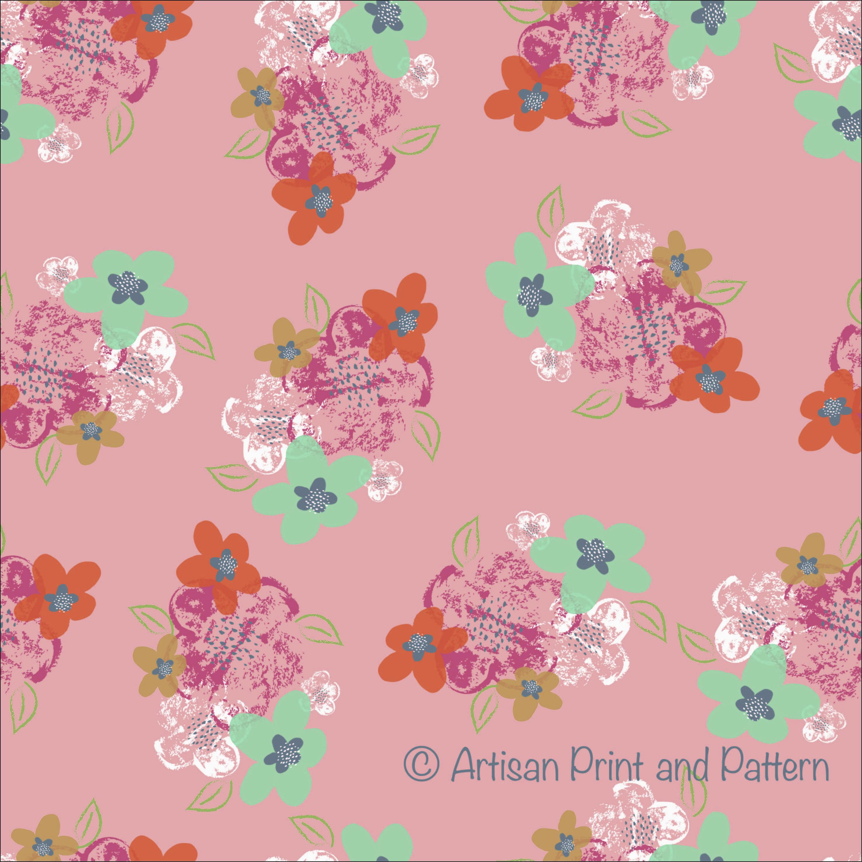 Flower Garden Pattern 1