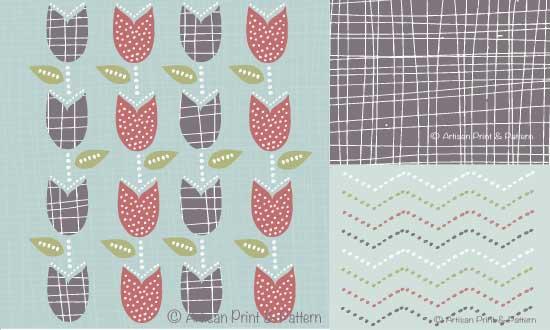 Flower-Garden-Pattern-2