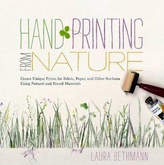 Hand Printed from Nature book cover
