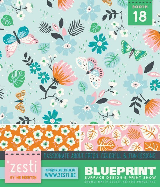 Miid alumni at blueprint show make it in design ine beerten stand 18 malvernweather Gallery
