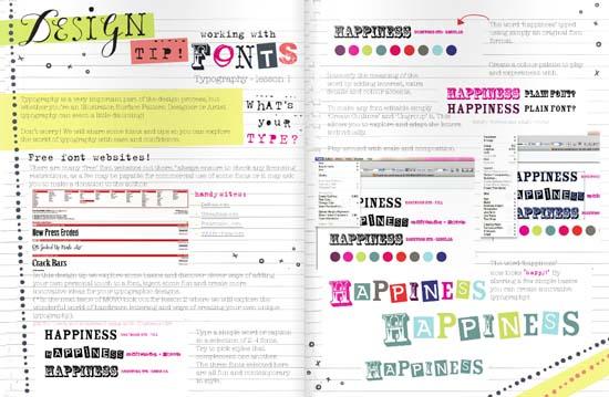 M1 DT Typography1