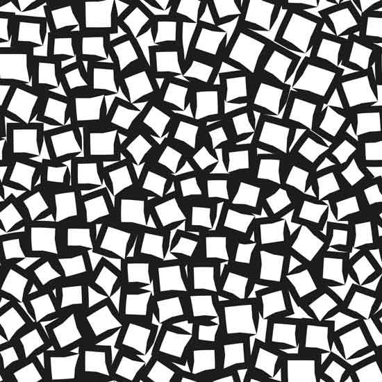Melissa Taggert Monochrome Fragments 7