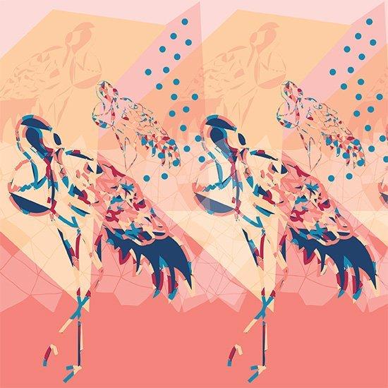 Nina Nott_flamingo_rock
