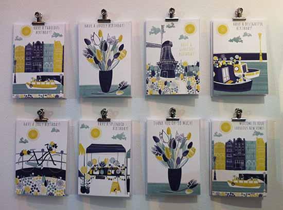 SF amsterdam cards