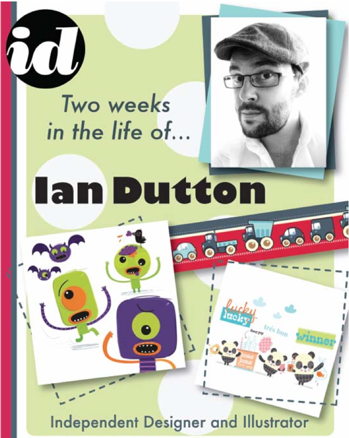 Two weeks in the life of...Ian Dutton