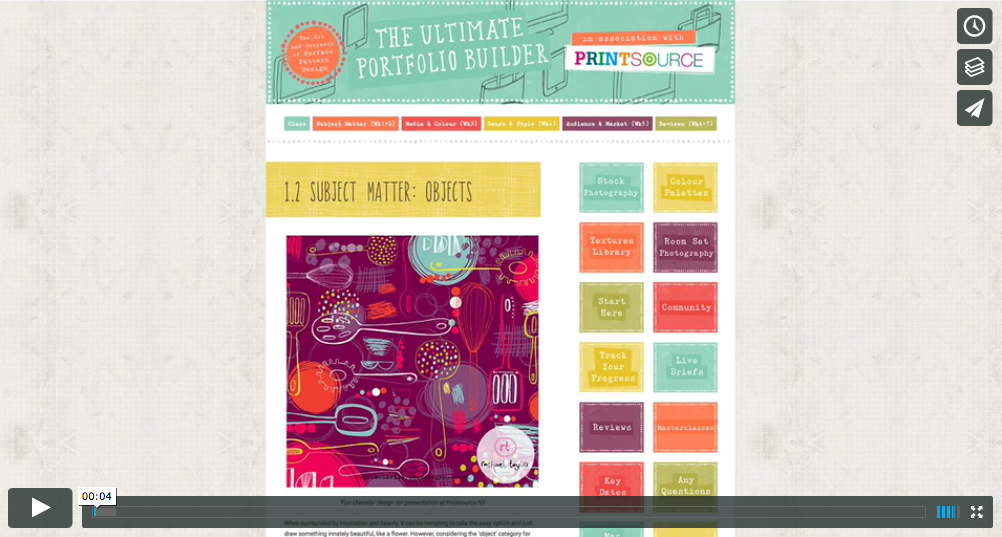 Ultimate Classroom Design ~ Delve inside the ultimate portfolio builder classroom