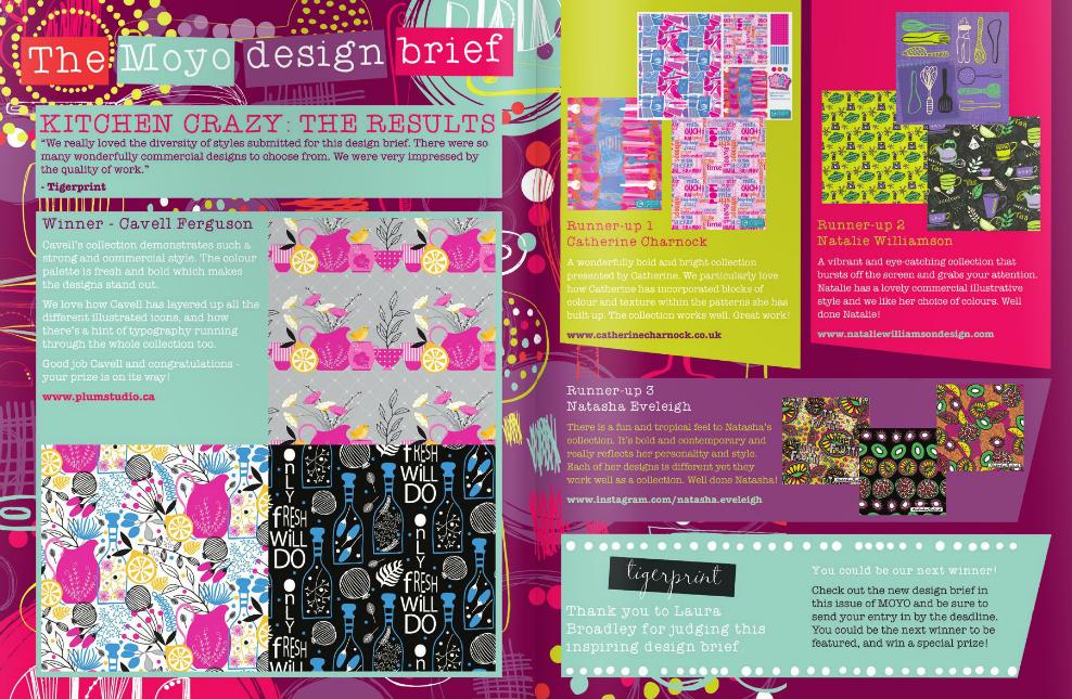 Moyo design brief issue 8 results