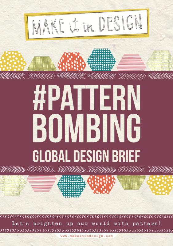 Pattern Bombing Global Design Brief