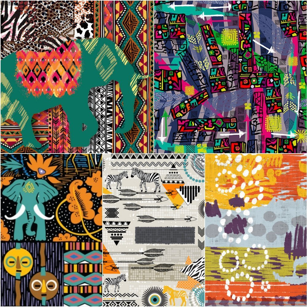 Tribal Collage