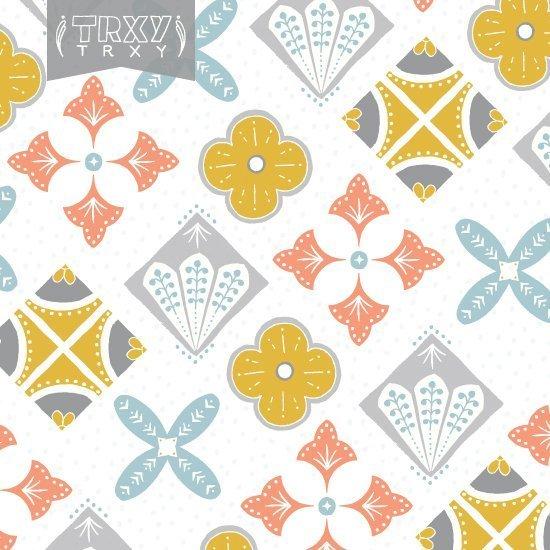 Trixia Yong - Coloured Tiles LR